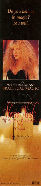 Practical Magic Ad - People Weekly