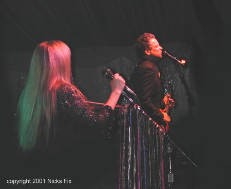 Photo of Stevie and Lindsey